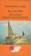 Balaton Nyugat - Magyarország atlasz