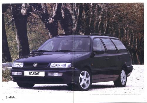 VW Passat B4 Variant