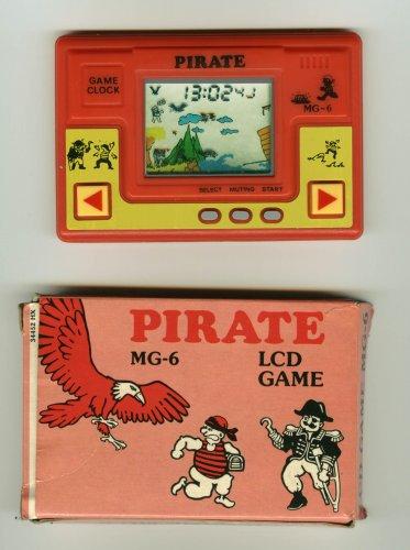 Kvarcjáték Pirate MG-6