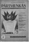 Pártmunkás folyóirat